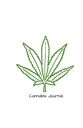 Cannabis Journal: A Strain Tasting Record Book (5.5 x 8.5)