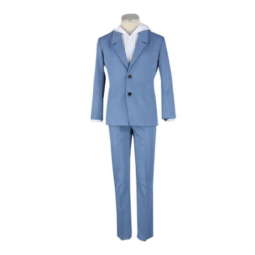 Dream2Reality japanische Anime Durarara Cosplay Kostuem - Masaomi Kida Outfit 2nd Ver Kid Size Small (Kida Cosplay Kostüm)