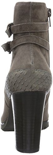 Belmondo 922819/U, Damen Kurzschaft Stiefel Grau (Pietra)