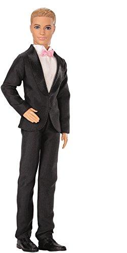 Barbie - Muñeco Ken novio