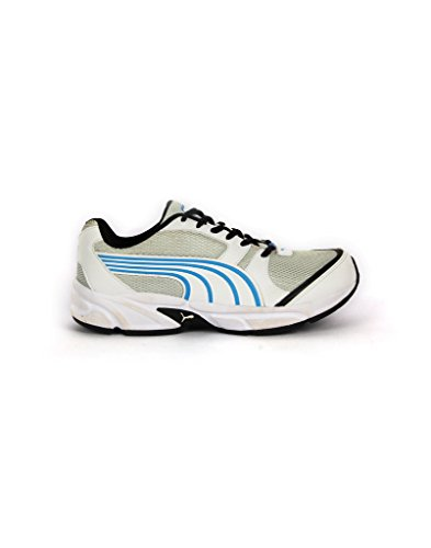 d70a3fd73c185b Puma 18845802 Men S White Black French Blue Synthetic Running Shoes  18845802 8uk India 42eu- Price in India