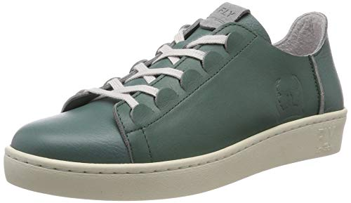 Fly London Damen Note359fly Sneaker, Grün (Jade Green 003), 38 EU -