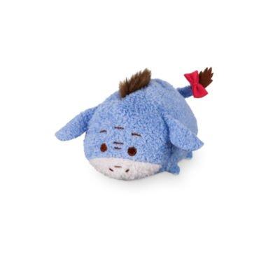 Mini Peluche Tsum Tsum Bourriquet Nouvelle Version Bleu