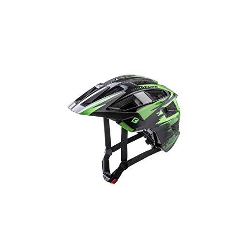 Cratoni Unisex- Erwachsene AllSet (MTB) Fahrradhelm, Schwarz, One Size