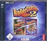 RollerCoaster Tycoon 2: Time Twister + Wacky Worlds (AddOns)