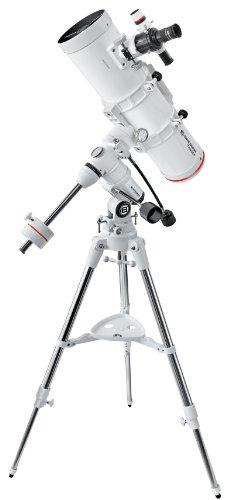BRESSER 4730657 - TELESCOPIO (APERTURA: 130 MM  DISTANCIA FOCAL: 630 MM)  BLANCO