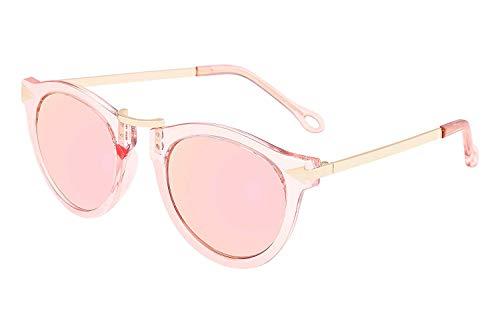 Tclothing Vintage Arrow Design Damen Sonnenbrille aus Metall mit Polyesterstruktur B1101