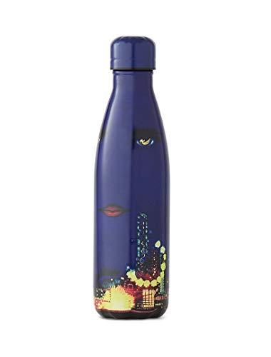 Out of Print x S'well Vakuumisolierte Wasserflasche mit Literaturbuchmotiv, Unisex, The Great Gatsby, 17 oz