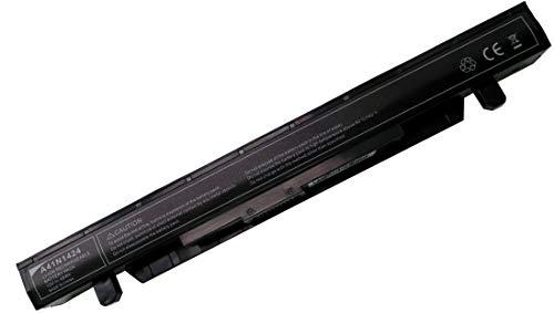 Golem-power 15V 48Wh 3200mAh A41N1424 Batterie pour ASUS FX-Plus FX-Plus GL552 ZX50 GL552J ZX50J...