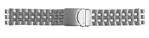 Swatch di ricambio Band Grey scala alluminio 19 mm