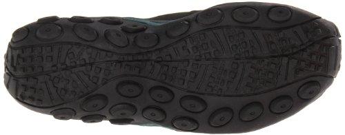 Nubuck Chaussures Slip Merrell on Moc Selva Negro dxqqwpz