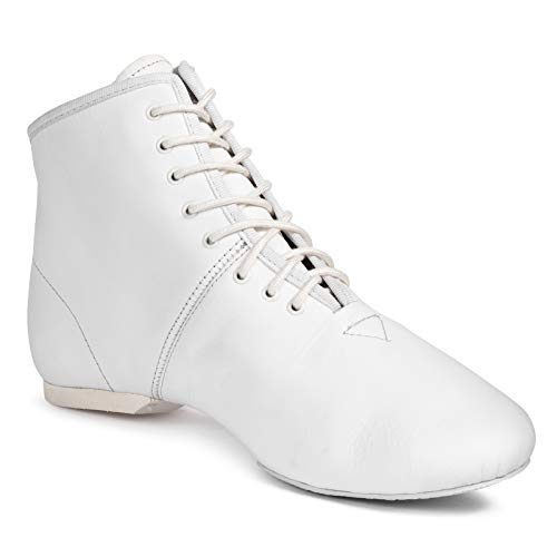 Tanzstiefel Favorit Komfort, weiß, Gr. 32