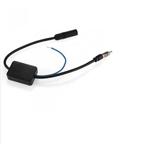 PsmGoods Auto-Antenne Radio AM-FM-Signal-Empfangsverstärker Amp Booster 12V (Fm-radio-amp Am)