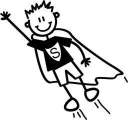 - Superhelden Boy