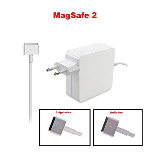 G-Technology 60W Typ-T Power Adapter Ladegerät Ersatz Netzteil mit MagSafe 2 Stecker Typ T passend für Apple MacBook Air 11