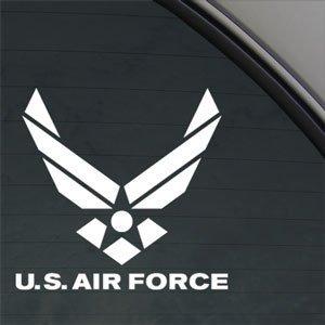 AIR FORCE Decal Truck Bumper Window Vinyl Sticker   4.5
