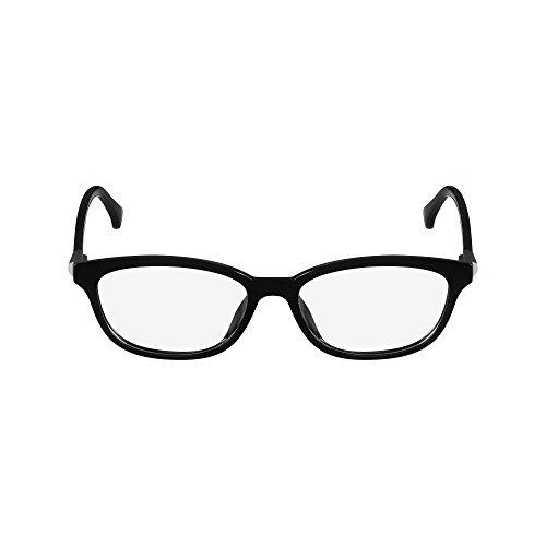 Preisvergleich Produktbild Calvin Klein Platinum - CK5927,  Rechteckig,  Acetat,  Damenbrillen,  BLACK(001 A ),  52 / 16 / 140