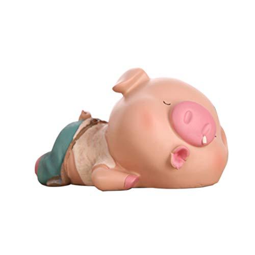 SUPVOX Hucha Cerdo Adorable Banco Moneda Forma Cerdo