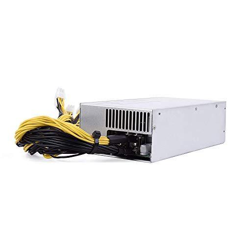 AntMiner APW7 Bloc d'alimentation 1800 W 110 V 220 V Beaucoup Mieux Que l'APW3++ pour S9 ou L3+ ou Z9 Mini ou D3 avec 10 connecteurs