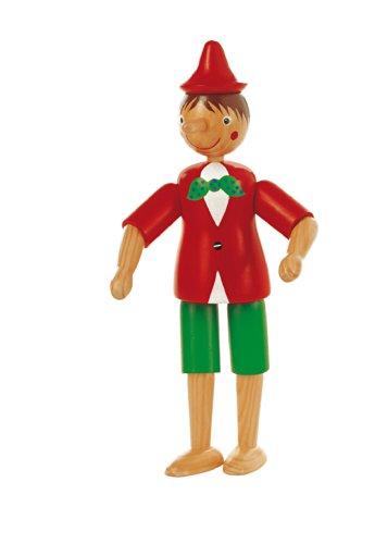 Imagen principal de SEVI 81372 - Pinocho figura articulada [importado de Alemania]