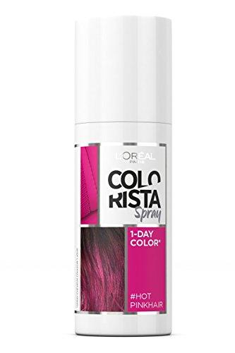 L'Oréal Paris Colorista Coloración Temporal Colorista Spray - Hot Pink Hair