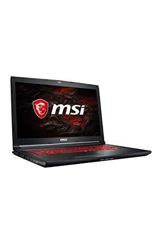 MSI PC Portable Gamer GL72M 7REX - 17,3 FHD - RAM 8Go - Intel i5-7300HQ - Stockage 1To HDD + 256Go SSD - GTX 1050 Ti 4Go - Sans OS
