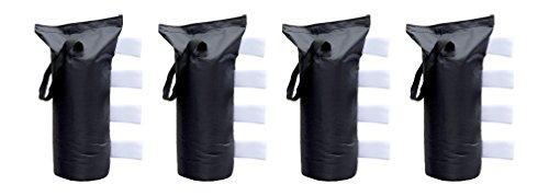 Gigatent tragbar Himmel Gewicht Sand Taschen Anker?4Stück schwarz -