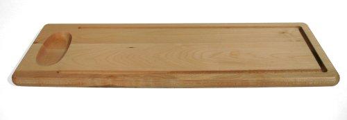Jk Adams Farm (J.K. Adams 20-inch-by-14-inch Ahornholz Farmhouse Tranchierbrett mit Saftrille, holz, braun, 20-Inch x 7-Inch Bread Board)