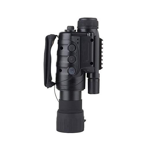 Hengyuanyi Digitales Nachtsichtgerät Binokular 6x-8x mit digitaler Zoom-Funktion, zuschaltbarer Infratotbeleuchtung, großem Display, Aufnahmefunktion NV-650D
