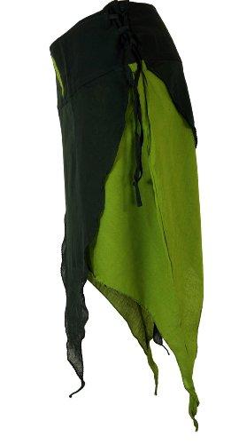Zipfelrock Elfen Rock / kurze Röcke, alternative Bekleidung von Guru-Shop - 2