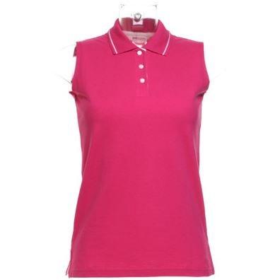 gamegear-sports-activewear-tshirts-tops-damen-proactive-sleeveless-polo
