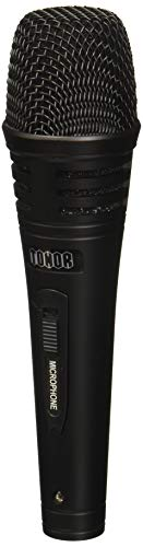 TONOR Dynamischer Mikrofon mit 16,5ft (5,0 Meter) Kabel für DVD/Fernsehen/KTV Audio/Reverberator/Mixer/Tourbus -