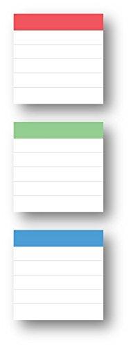 AGILE Planung Aufgabe Pads 120gsm (Agile Planung)