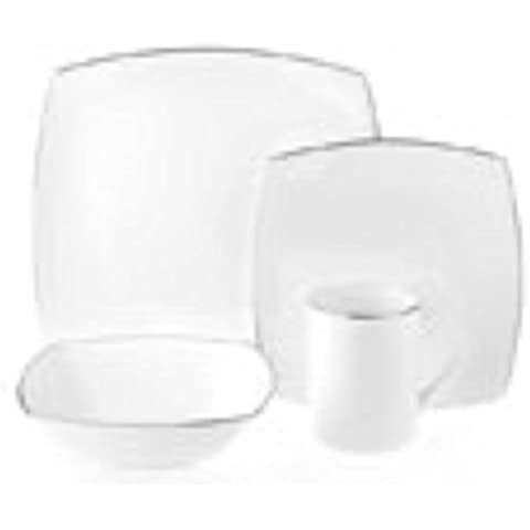 Mikasa Couture Platinum 4 Piece Place Setting by Mikasa