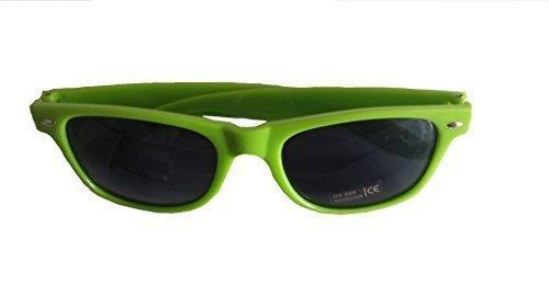 Neuf joli Lunettes de soleil (vert) pour Adulte avec 100% UV Schutz xMQWwJ