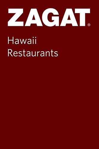 Hawaii Restaurants (Pocket Guide) (Zagat Survey: Hawaii)