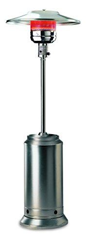 Proweltek Parasol chauffant Inox 13 Kw - 30 M² de chauffe