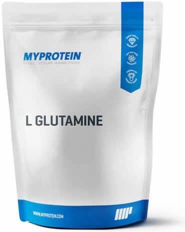 Myprotein Glutamine Complément pour Sportif 1 kg
