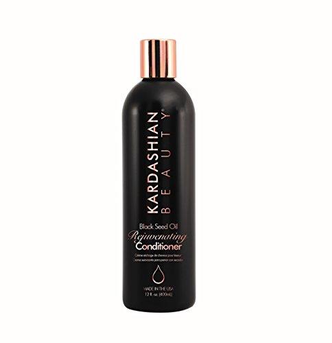 Kardashian Haarspülung Black Seed Oil Rejuvenating 400 ml, Preis/100 ml: 3.48 EUR