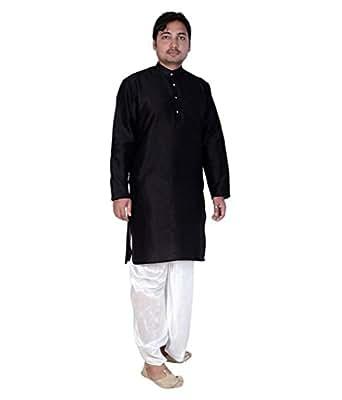 Larwa Festive Wear Kurta _Dhoti Set