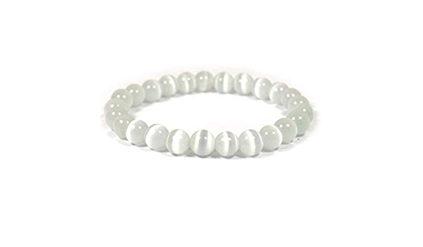 "10mm Forme Ronde Perles Jaipur Gems Mart AAA Naturel Bloodstone Bracelet Extensible Bracelet 7-7,5/"" Longueur Bloodstone Bracelet Pierres pr/écieuses Bracelet Hommes Perles Bracelet Unisexe"