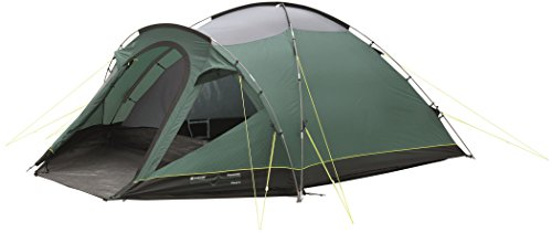 Outwell Cloud 4 Zelt, Green/Black, 340 x 260 x 135 cm