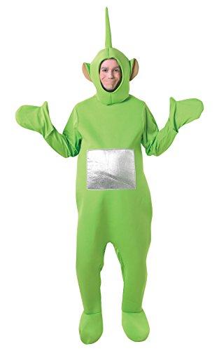 Rubie's offizielles Dipsy Teletubbies Kostüm Erwachsene - Standard