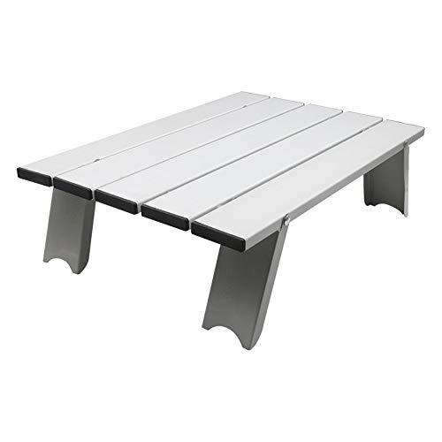 Wulihong-tavolo campeggio tavolo ultraleggero mini tavolo da esterno pieghevole portatile tavolo da picnic tavolo da viaggio in alluminio leggero per campeggio selvaggio