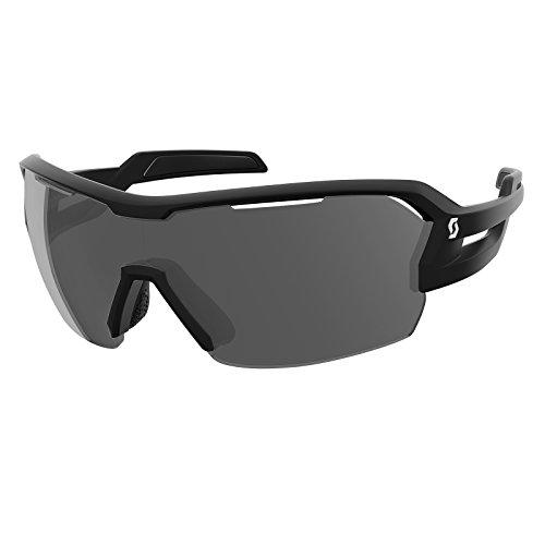 Scott Spur Multi-Lens Case Fahrrad Wechselscheiben Brille schwarz/grau