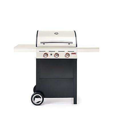Barbecook Gasgrill Spring 300, crème/beige, 133 x 57,4 x 115 cm, 2236930210