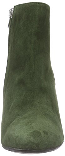Mentor Mentor Ankle Wedge, Bottes Classiques femme Vert (green Suede)