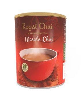 Royal Chai Masala Chai (Unsweetened) Tub 400g