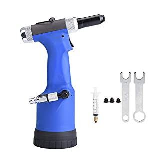 remachadora neumática, remachadora hidráulica kp-708/708X remachadora para remaches 3.2/4.0/4.8/6.4mm