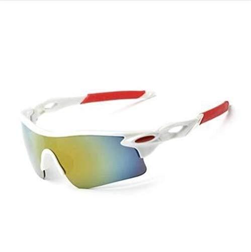 MMSY Outdoor-Sportarten Reiten Brille Fahrrad Brille Großhandel (Color : 1, Eyewear Size : M)